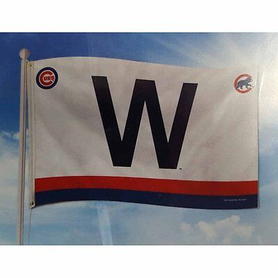 Chicago Cubs Retro  W  Mlb Banner Flag   3 X 5   36  X 60     New