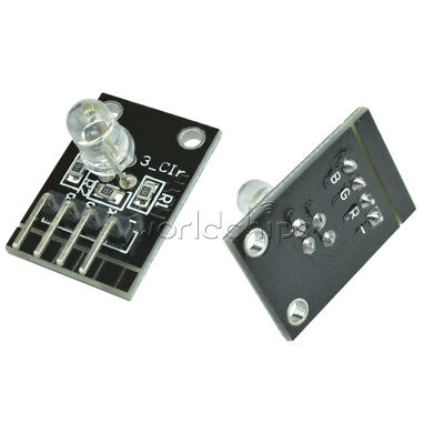 2510pcs Ky-016 Rgb 3 Color Full Color Led Module For Arduino Raspberry