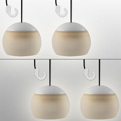 4x LED Hängelampe Camping Zeltlampe Leuchte Pavillon Beleuchtung Hängeleuchte