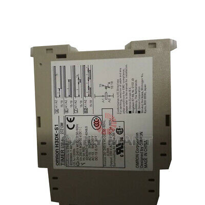 New In Box Omron H3dk-s1 H3dks1 Time Relay