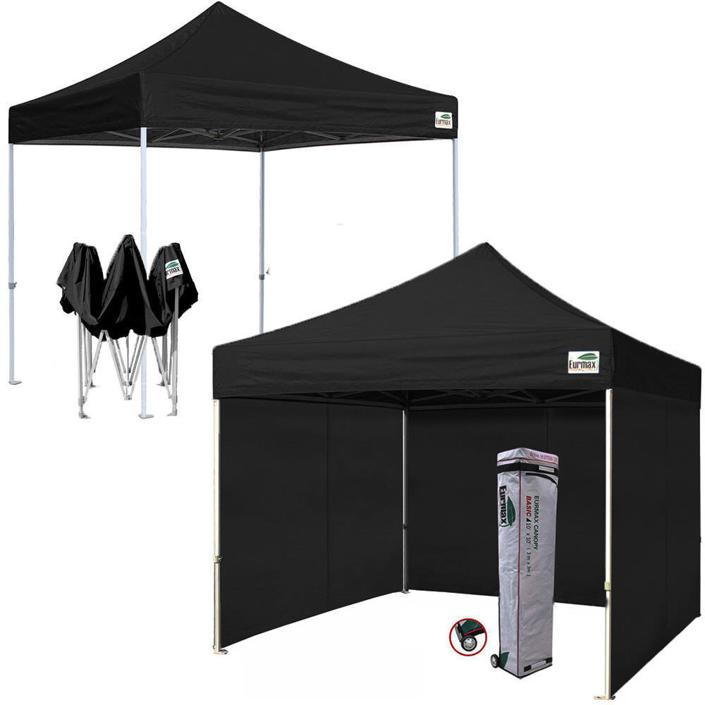 10x10 Commercial EZ Pop Up Canopy Outdoor Instant Party Shel
