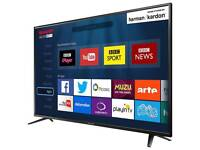 """Sharp 32""""SMART LED TV, UNDER A YEAR OLD, LIKE BRAND NEW, DELIVERY"""