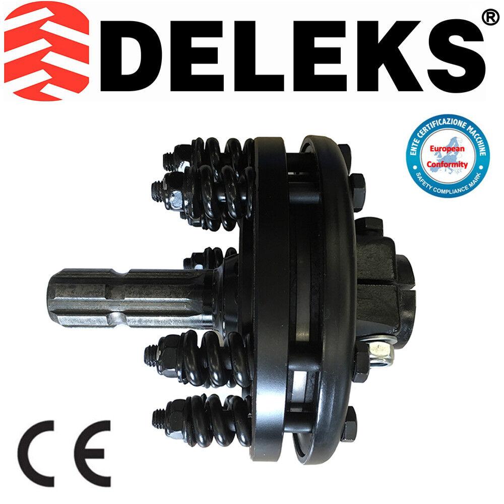 Rutschkupplung F2 für Zapfwelle 1200 Nm / Gelenkwelle Überlastkupplung Traktor