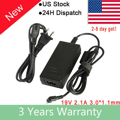 AC Adapter Charger for Acer Chromebook 15 14 13 11 R11 CB3-111 C720 3.0*1.1mm