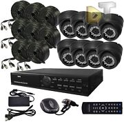 Security Camera System 8 CH