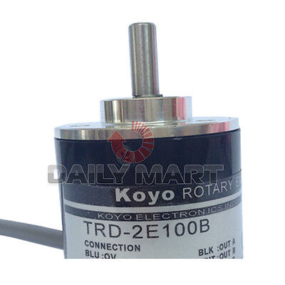 Brand New Koyo TRD-2E100B Contactless Rotary Encoder Industrial Automation New