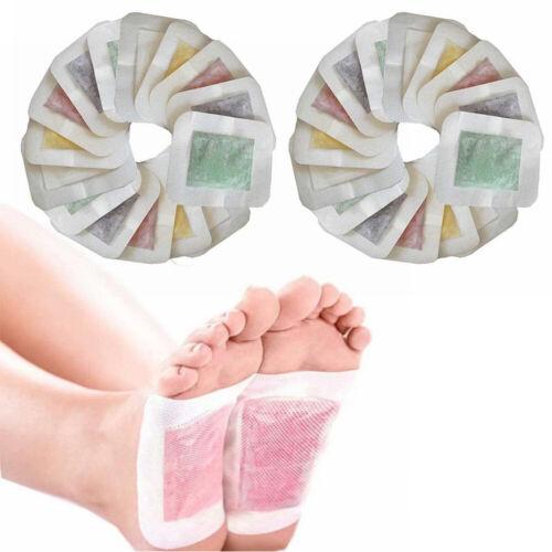 Premium Ginger Detox Foot Pads Patch Organic Herbal Cleansing Detox Pads Detox Pads