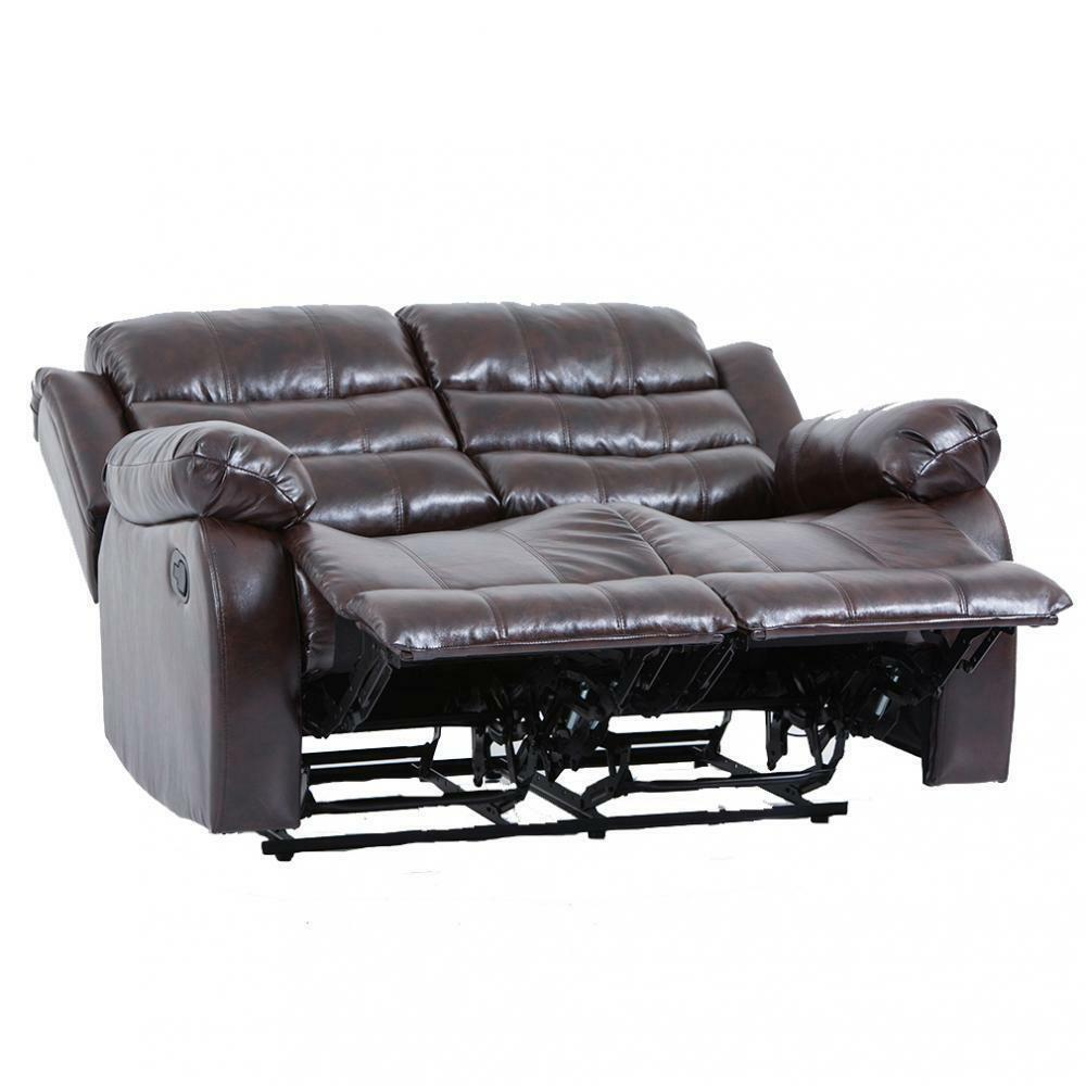 New Living Room set ,Loveseat Chaise Reclining Couch,Recliner Sofa Chair Leather 5