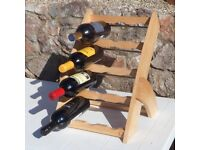 Worktop winerack