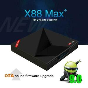 2019 IPTV SUNBOX MAX Android Box NEW ANDROID 9.0 4g ram 64 rom SUPER POWER ! best price guaranteed