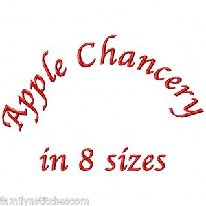 APPLE DOWNLOAD CHANCERY FONT