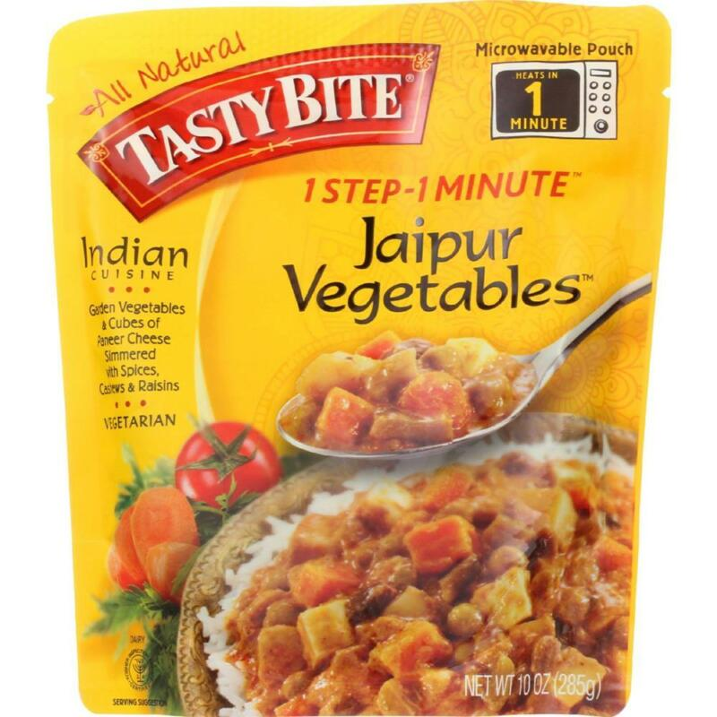 Tasty Bite-Jaipur Vegetables, Pack of 6 ( 10 oz boxes )