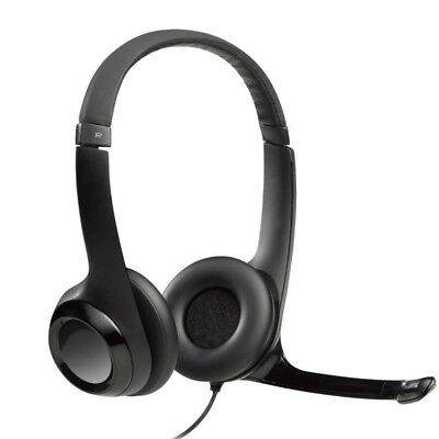 Logitech H390 ClearChat Comfort USB Headset -