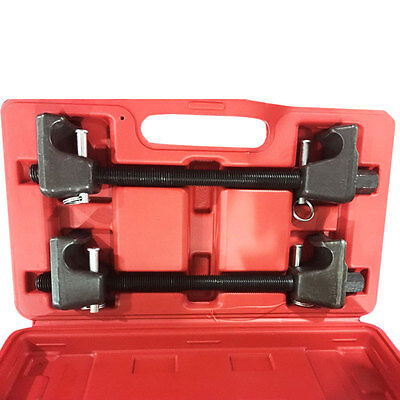Heavy Duty Coil Spring Compressor Strut Remover Installer Suspension Tool 2pc