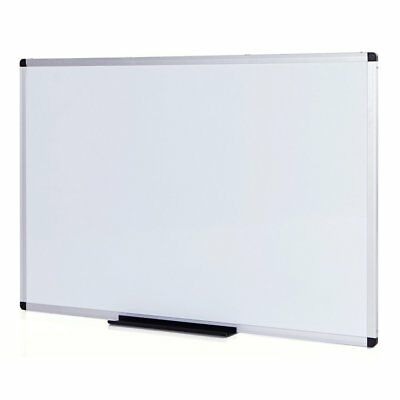 Viz-pro Magnetic Dry Erase Board Office School Writing Whiteboard 40x30