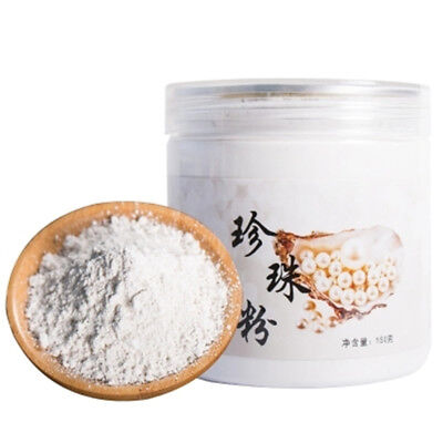 150G 100% Pure natural Freshwater edible super fine Pearl Powder face mask for sale  Shipping to India
