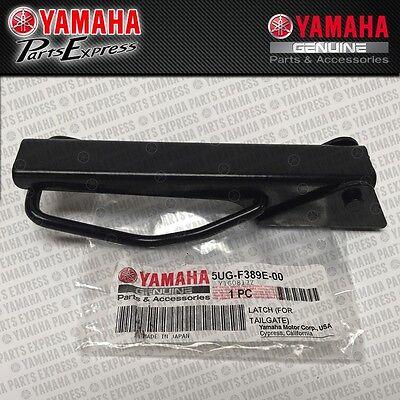 Yamaha Rhino Tailgate (NEW YAMAHA RHINO VIKING VI 450 660 700 OEM REAR TAIL GATE LATCH 5UG-F389E-00-00 )