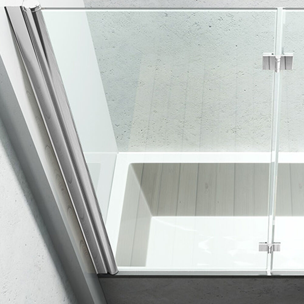 Paroi pare douche porte de douche pour baignoire verre de for Porte vitree pour baignoire