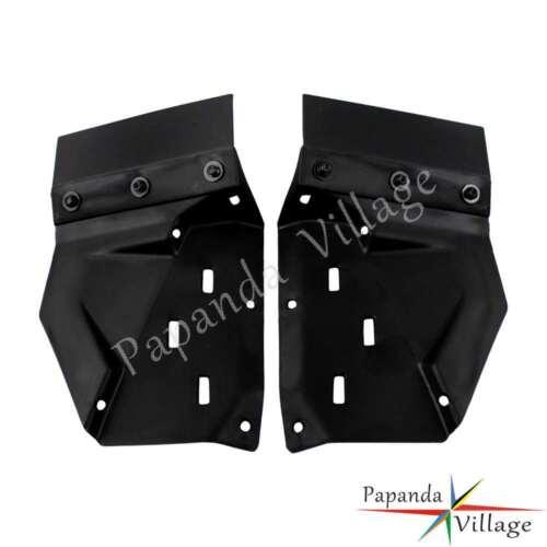 Razor RZR Front Mud Flap Kit For RZR XP 4 1000 2014-2015 S 900 2015-2016 Black