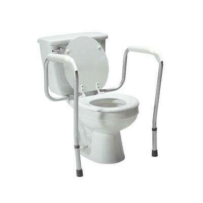 Toilet Rail - Medical Stand Toilet Safety Frame Rail Toilet Handrail Adjustable Toilet Safety Rail