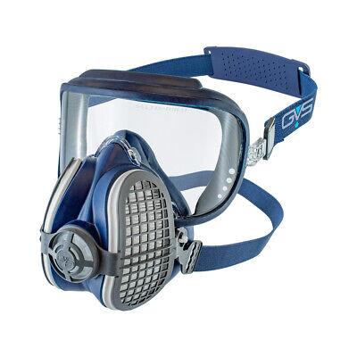 GVS Elipse Integra SPR406 Halbmaske mit P3 Filter und Schutzbrille Größe M/L