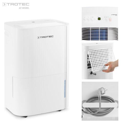 TROTEC TTK 66 E Luftentfeuchter Entfeuchter Bautrockner Raumentfeuchter bis 24L