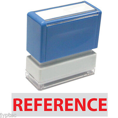 Reference - Jyp Pa1040 Pre-inked Rubber Stamp Red Ink