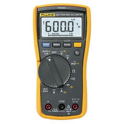 Fluke Corporation Fluke-117 Fluke 117 True Rms Digital Multimeter