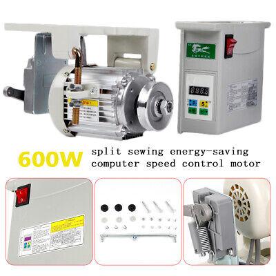 Brushless Servo Motor 600w Energy-saving Industrial Sewing Machine Motor Mutenew