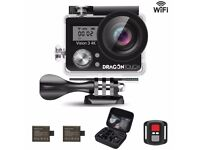 Dragon Touch Vision 3 4K WiFi !BRAND NEW!