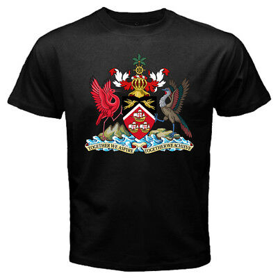 Trinidad & Tobago Coat OF Arms Men