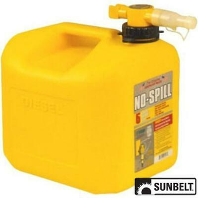 B1ns1457 Fuel Can No-spill Carb Diesel Can 5 Gallon