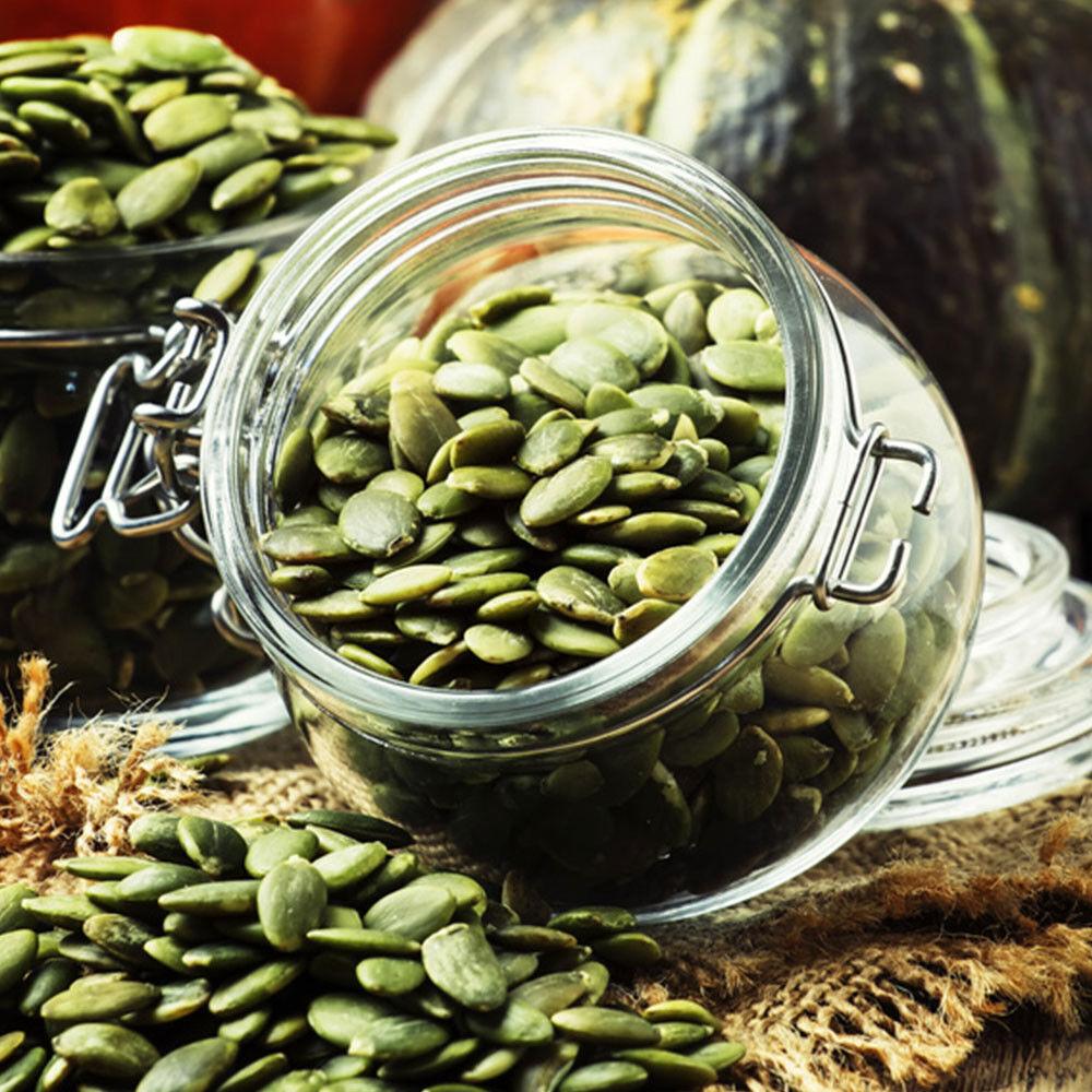 Kürbiskerne geschält grün Kürbis Kerne natur ohne Zusätze unbehandelt 2,5kg5