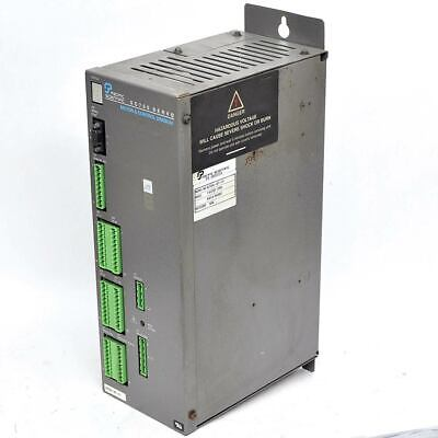 Pacific Scientific Sc752a-001-01 Digital Servo Drive 7.5a Output 115230v 13ph.