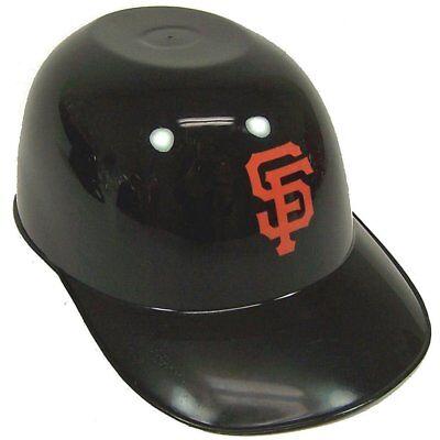MLB San Francisco Giants Mini Batting Helmet Ice Cream Snack Bowl (San Francisco Giants Helmet)