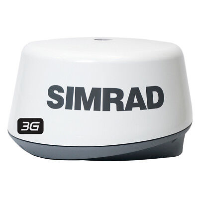 Simrad 3G Broadband Radar Dome f/NSE, NSO & NSS Series w/20M Cable