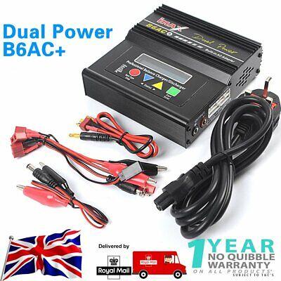 iMAX B6 AC Lipo NiMh Li-ion Ni-Cd RC Battery Digital Balance Discharger Charger