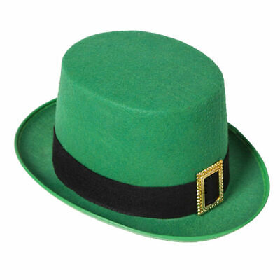 Irish Top Hat (Irish Top Hat St Patricks Day Leprechaun Fancy Dress Irish Ireland)