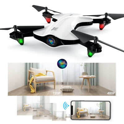 Udirc U29Plus RC Drone with 720P HD Camera Foldable Quadcopter Wifi FPV Kid Gift