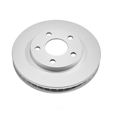 Disc Brake Rotor-Evolution Coated Rotors Front Power Stop AR8250EVC