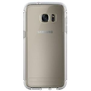 hot sale online 8bb23 6c257 tech21 EVO Frame Case Cover for Samsung Galaxy S7 Edge Clear OEM