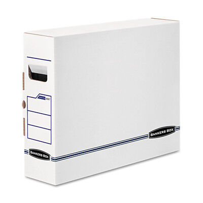 Fellowes X-Ray Storage Box Film Jacket Size White/blue 6/ctn 650 NEW