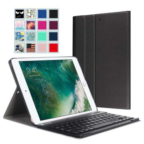 """For iPad 6th Generation 9.7"""" 2018 Case Cover Stand Wireless"""