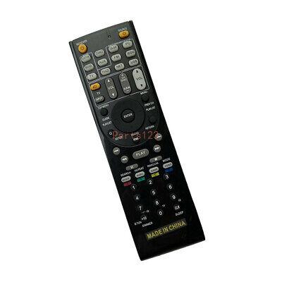 Remote Control For ONKYO TX-SR602 TX-SR702 TX-SR703 TX-SR804 AV A/V Receiver