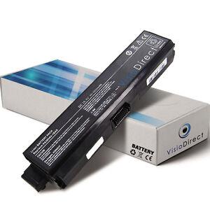 Batteria-per-portatile-TOSHIBA-Satellite-Pro-L650-1QH-6600mAh-10-8V
