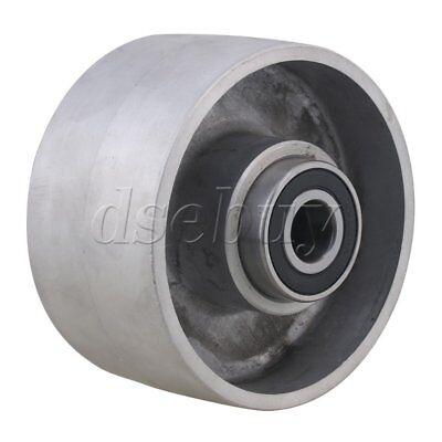 125mm Dia DIY Tool Belt Sander Grinder Drive Wheel for Flat Polishing