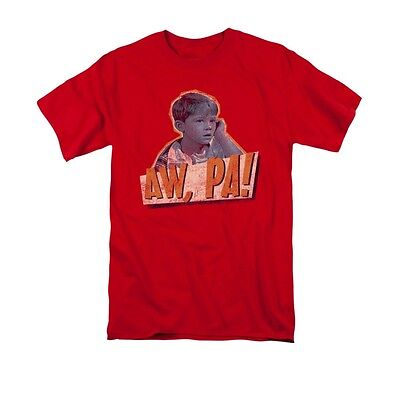 ANDY GRIFFITH AW PA Licensed Adult Men's Graphic Tee Shirt SM-5XL - Aw Adult