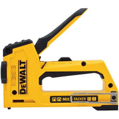 Dewalt 5-in-1 Multi-tacker Stapler And Brad Nailer Multi-tool Dwhttr510 New