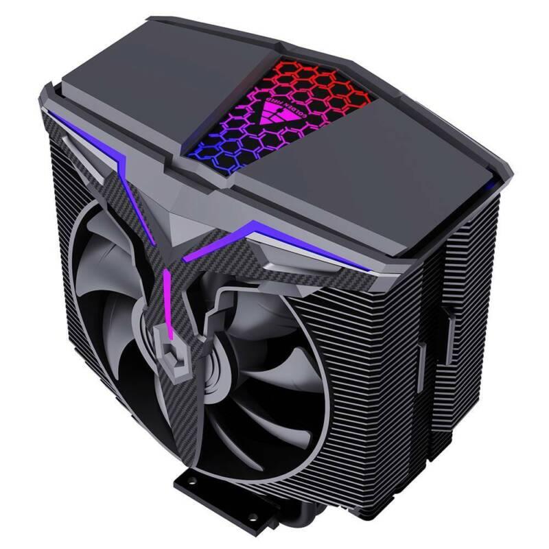 CPU Cooler Sink 6-Heatpipe for Intel 1366 1200