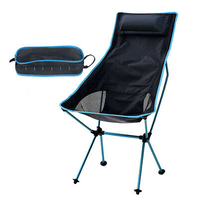 Lightweight Chair Folding Chair Camping Chair Portable Outdoor Fishing Seat New